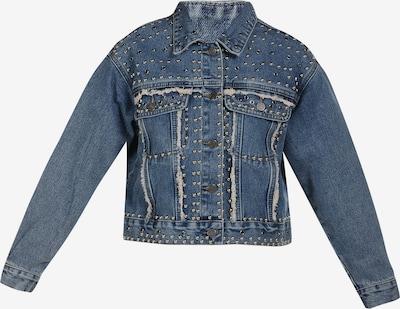 MYMO Jacke in blue denim, Produktansicht