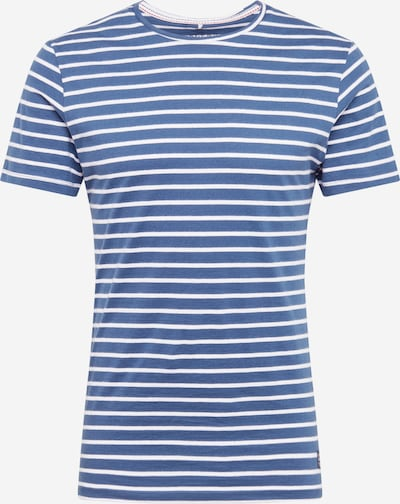 BLEND Majica 'Tee'   modra barva, Prikaz izdelka