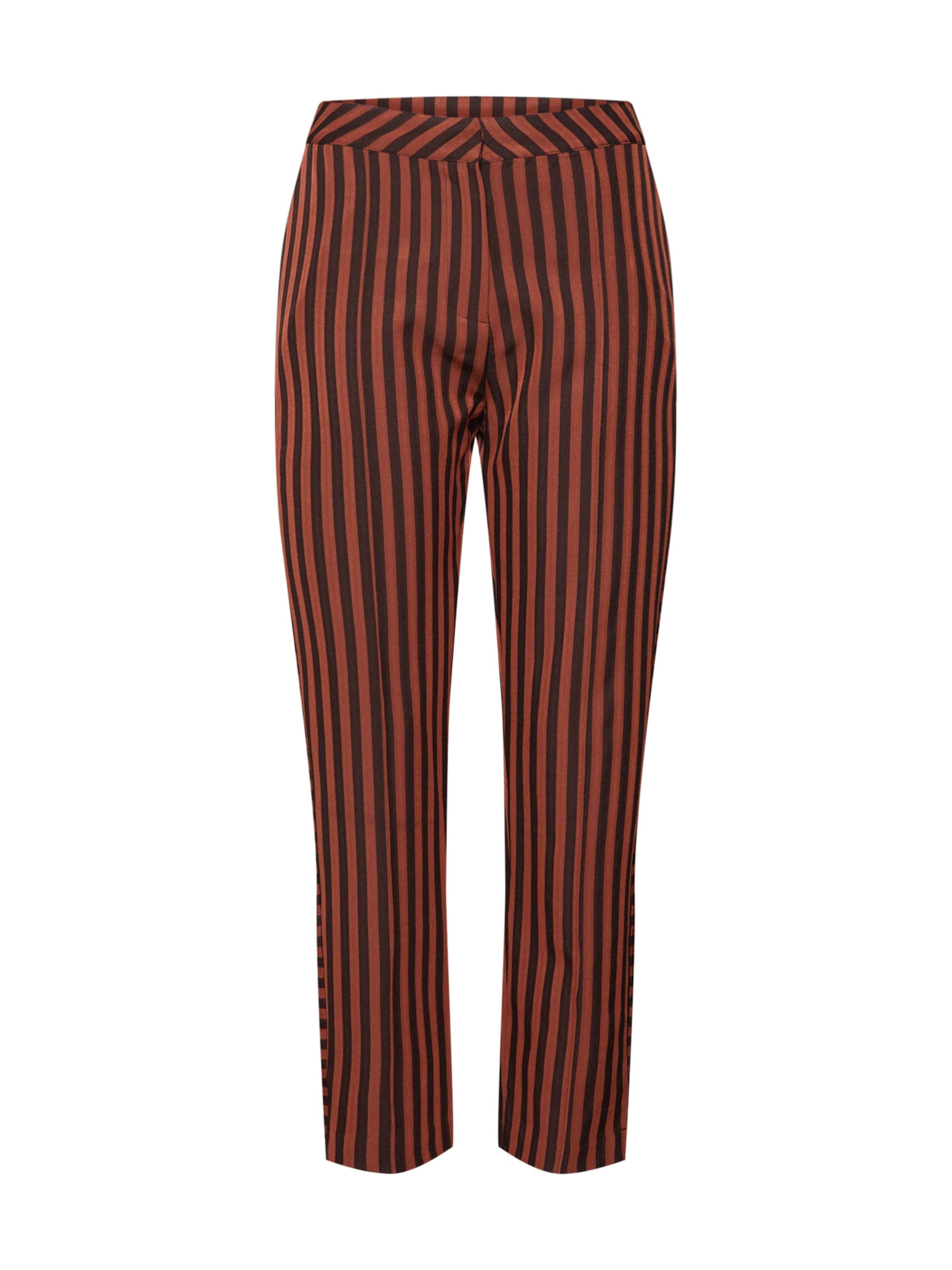 a Pantalon s Y 'herea' MarronNoir En thdCBsQrx