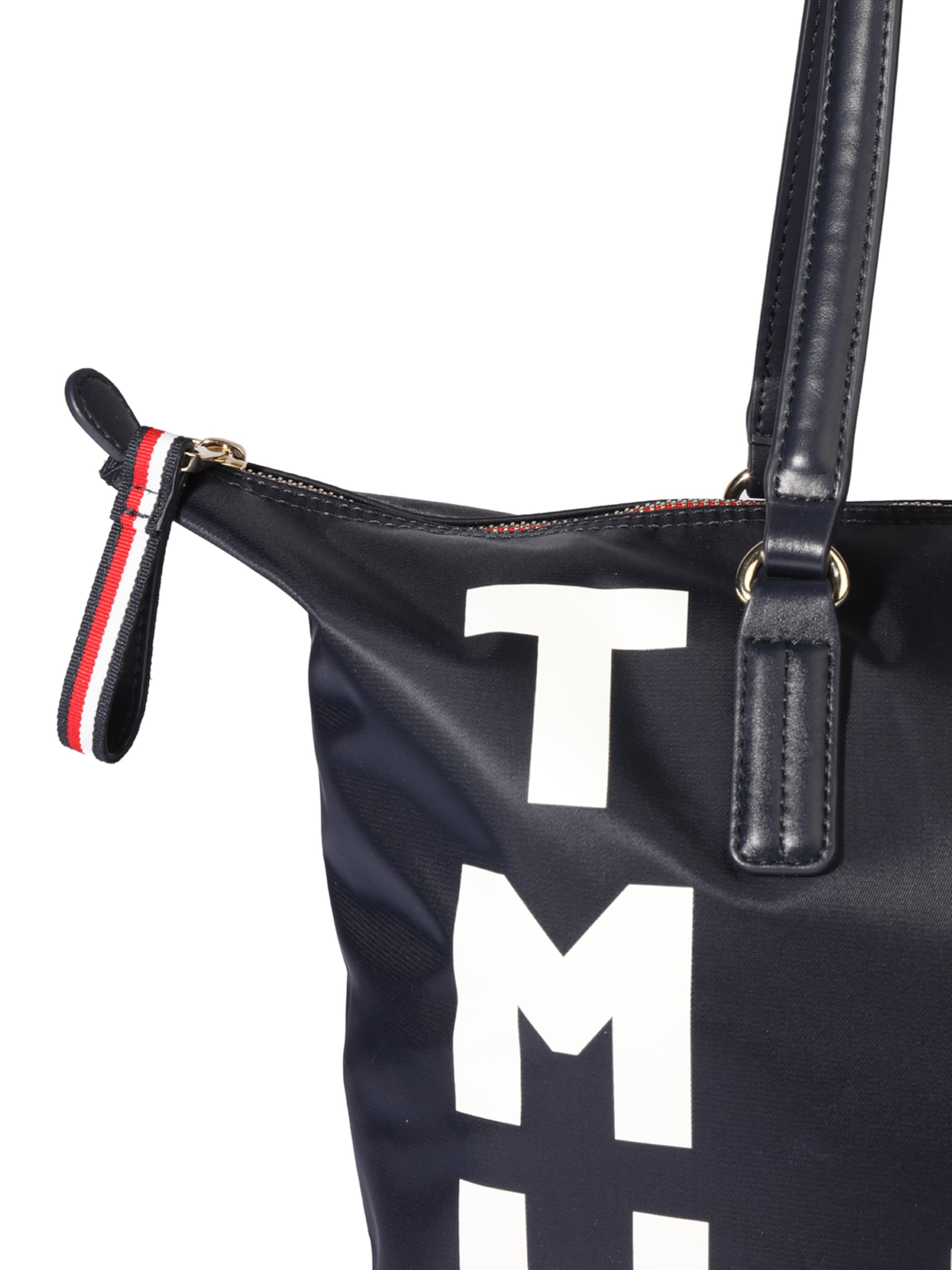 TOMMY HILFIGER Shopper-Tasche 'POPPY' Billig Verkauf Outlet-Store Steckdose Mit Paypal Online Bestellen ZX2cK