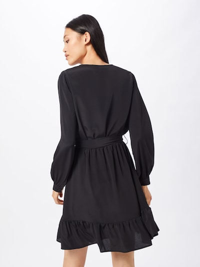 Suknelė 'GLISS-DR' iš SISTERS POINT , spalva - juoda: Vaizdas iš galinės pusės