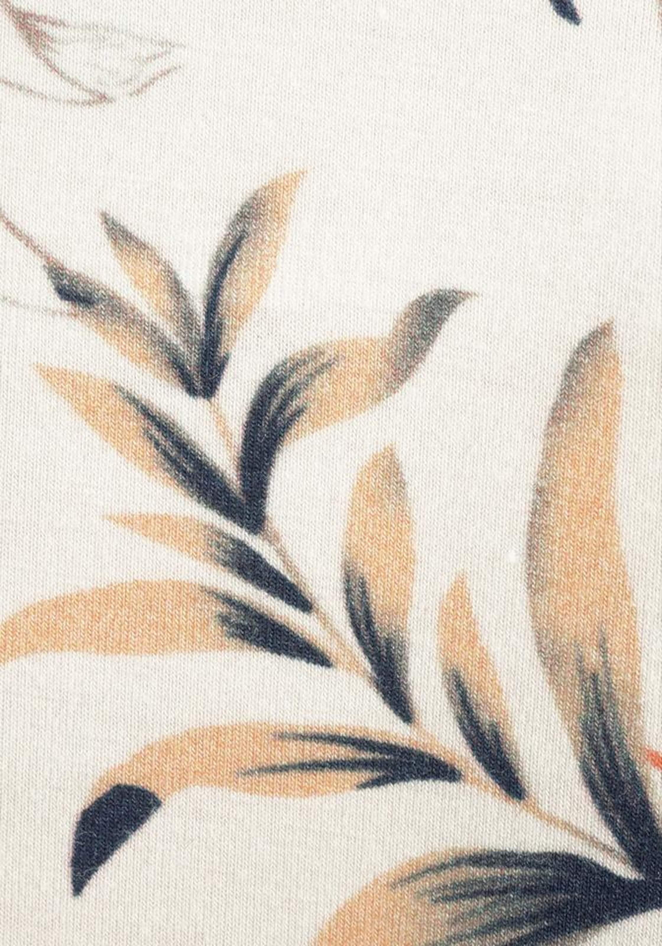 Strandkleid oliver S Label Weiß Beachwear In Red y6gfYb7