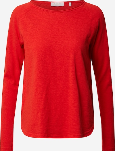 Rich & Royal Longsleeve in rot, Produktansicht