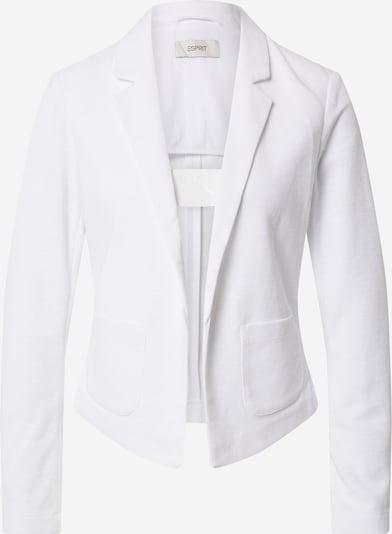 ESPRIT Blazer in weiß, Produktansicht