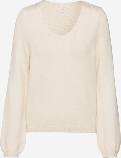 ONLY Pullover 'ONLMILLE' in beige, Produktansicht