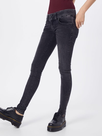 LTB Jeans 'Julita X' in grey denim, Modelansicht