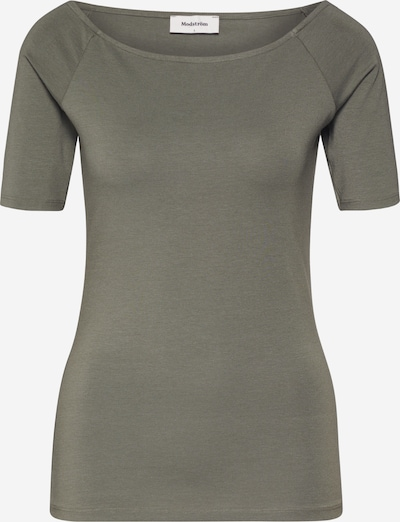 modström Shirt 'Tansy' in khaki, Produktansicht