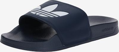 ADIDAS ORIGINALS Pantofle 'ADILETTE LITE' - modrá / bílá, Produkt