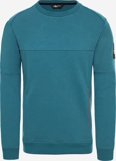 THE NORTH FACE Sweater ' Fine 2 ' in türkis, Produktansicht