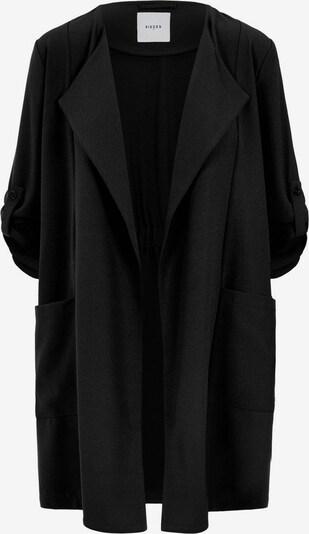PIECES Mantel 'KORNELIA' in schwarz, Produktansicht