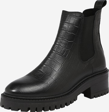ABOUT YOU Stiefelette 'Romina' i svart