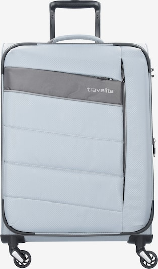 TRAVELITE 4-Rollen Trolley 'Kite' in grau, Produktansicht