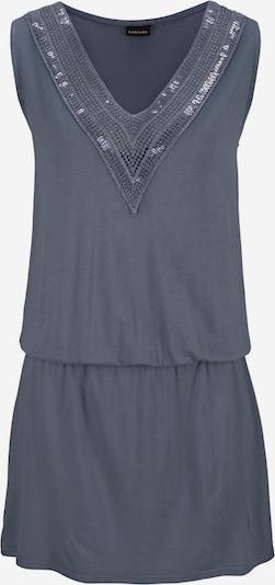 LASCANA Strandkleid in basaltgrau, Produktansicht