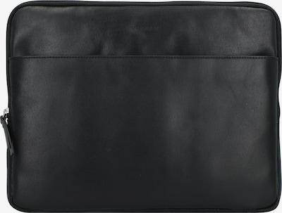 Burkely Laptoptas 'Robin' in de kleur Zwart, Productweergave