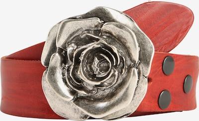 RETTUNGSRING by showroom 019° Gürtel in rot, Produktansicht