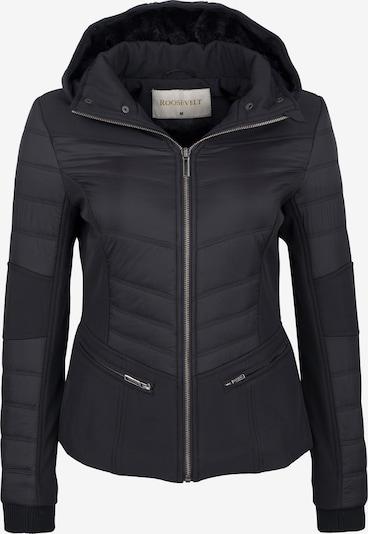 Roosevelt Jacke in schwarz, Produktansicht