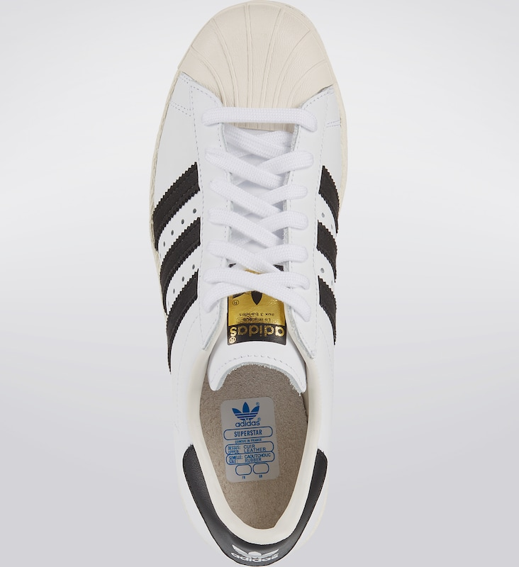 ADIDAS ORIGINALS Sneaker SUPERSTAR 80s Hohe Qualität