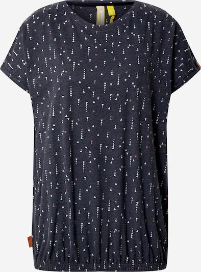 Alife and Kickin Koszulka 'Sun' w kolorze atramentowy / różany / białym, Podgląd produktu