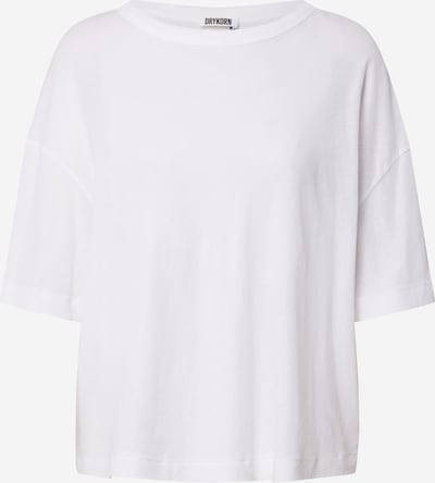 DRYKORN Paita 'Lunie' värissä valkoinen, Tuotenäkymä