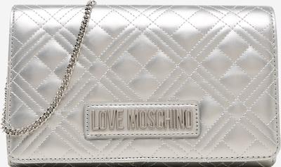 Love Moschino Taška cez rameno 'ORO' - strieborná, Produkt