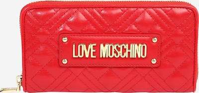 Love Moschino Peňaženka 'PORTAF' - červené, Produkt