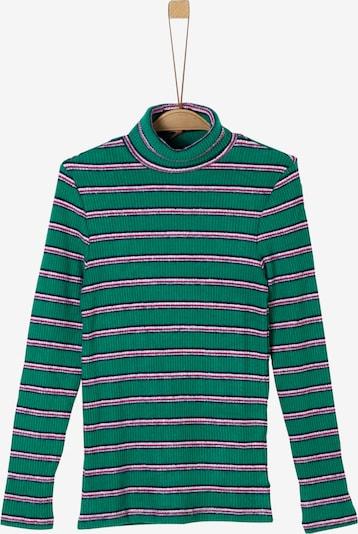 s.Oliver Junior Shirt in smaragd, Produktansicht