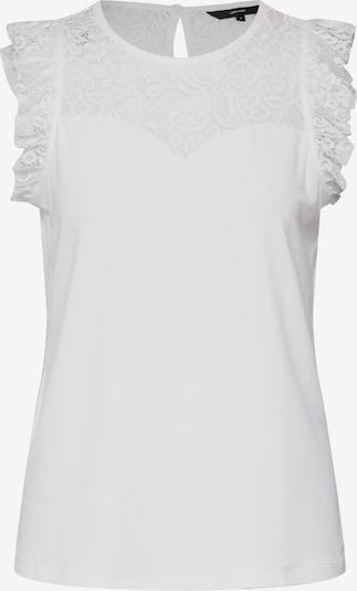 VERO MODA Bluza | bela barva, Prikaz izdelka