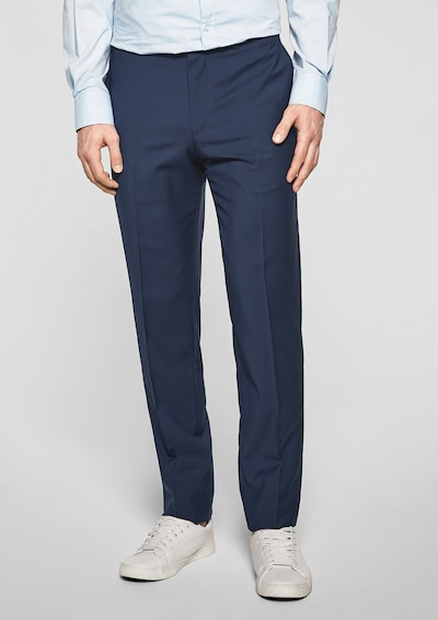s.Oliver BLACK LABEL Hose 'Cesano' in navy: Frontalansicht