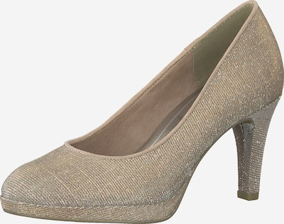 MARCO TOZZI Pumps in gold, Produktansicht