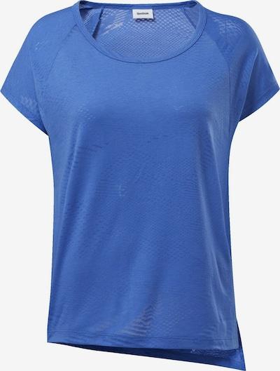 REEBOK T-Shirt in royalblau, Produktansicht