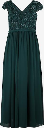 My Mascara Curves Suknia wieczorowa 'BEADED LACE' w kolorze zielonym, Podgląd produktu