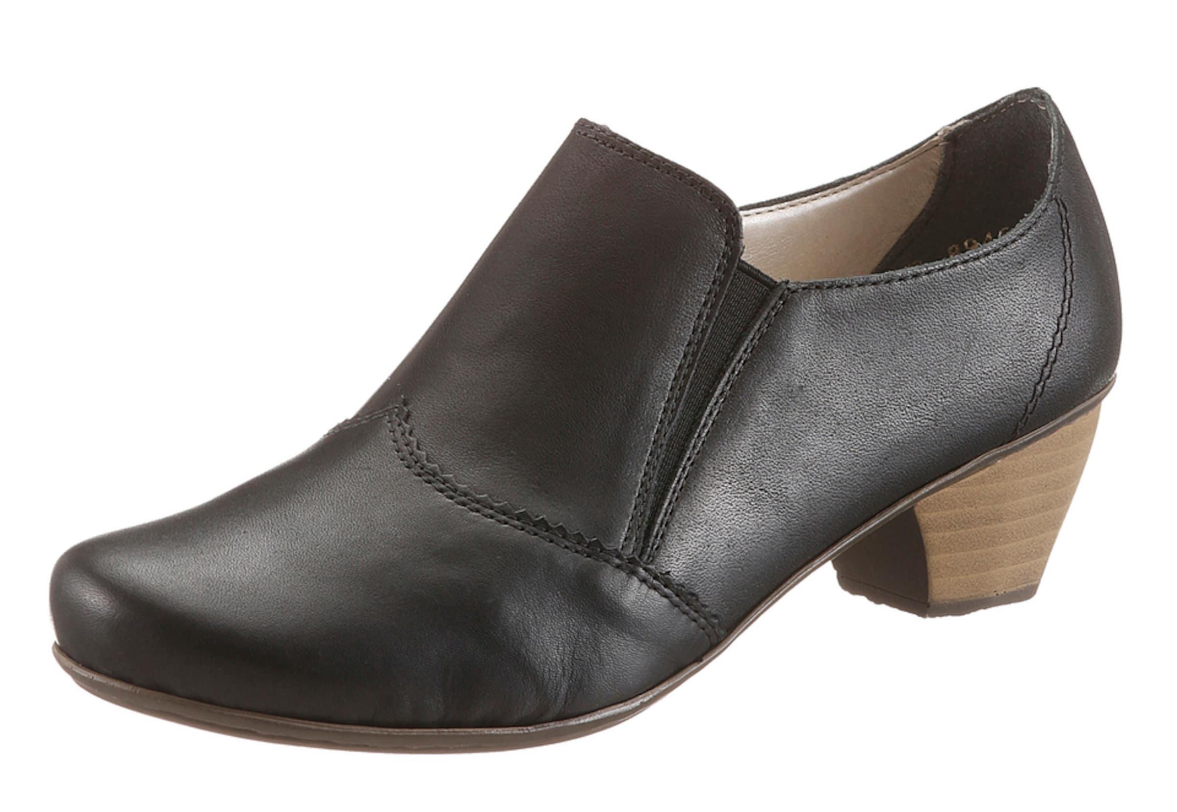 RIEKER Hochfrontpumps Verschleißfeste billige Schuhe Hohe Qualität