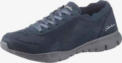 Sneaker low 'SEAGER' SKECHERS pe navy / alb, Vizualizare produs