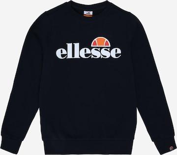 ELLESSE Sweatshirt 'Suprios' in Blue