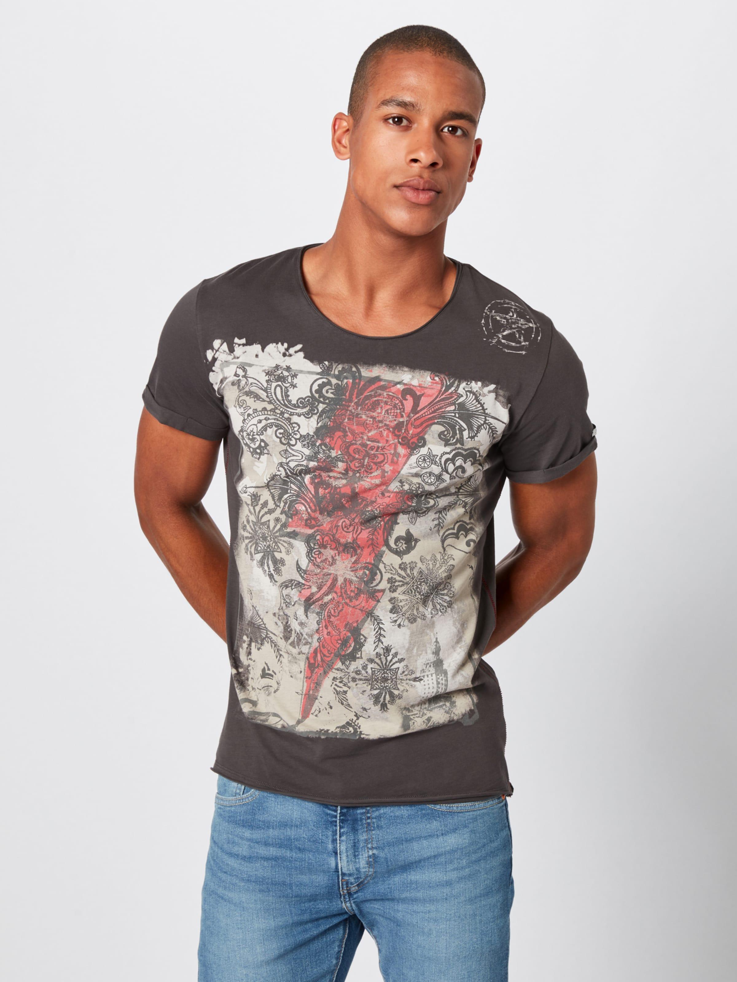 T shirt Anthracite Key Largo En u3T1JlFKc