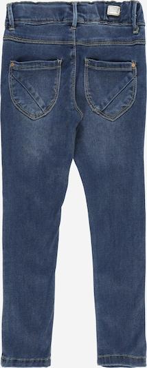 NAME IT Jeans 'Polly' in blue denim: Rückansicht