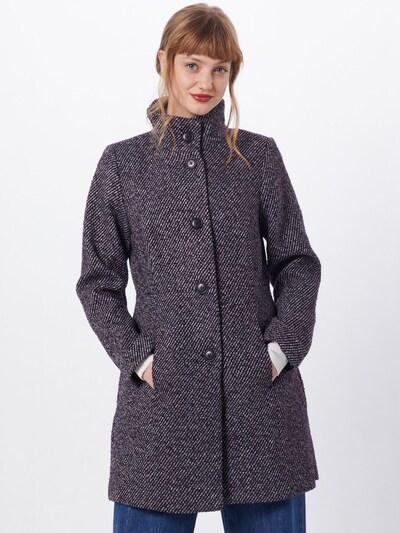 kék / vegyes színek / sötétvörös TOM TAILOR Átmeneti kabátok: Elölnézet