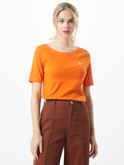 Marc O'Polo T-Shirt in orange: Frontalansicht