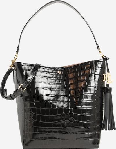 Lauren Ralph Lauren Shoppingväska 'ADLEY' i svart, Produktvy