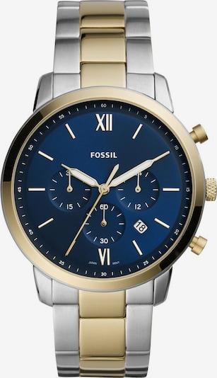 Ceas analogic FOSSIL pe auriu / argintiu, Vizualizare produs