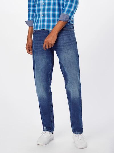 Pepe Jeans Jeans 'CALLEN' in blue denim, Modelansicht