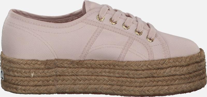SUPERGA Sneaker - '2790 - Sneaker COTROPEW' mit Jute-Plateau ba7ae4