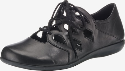 REMONTE Schnürschuhe in schwarz, Produktansicht