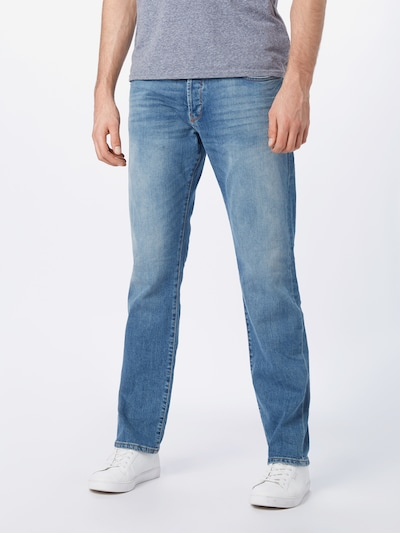 Jeans 'HOLLYWOOD D' LTB pe denim albastru, Vizualizare model