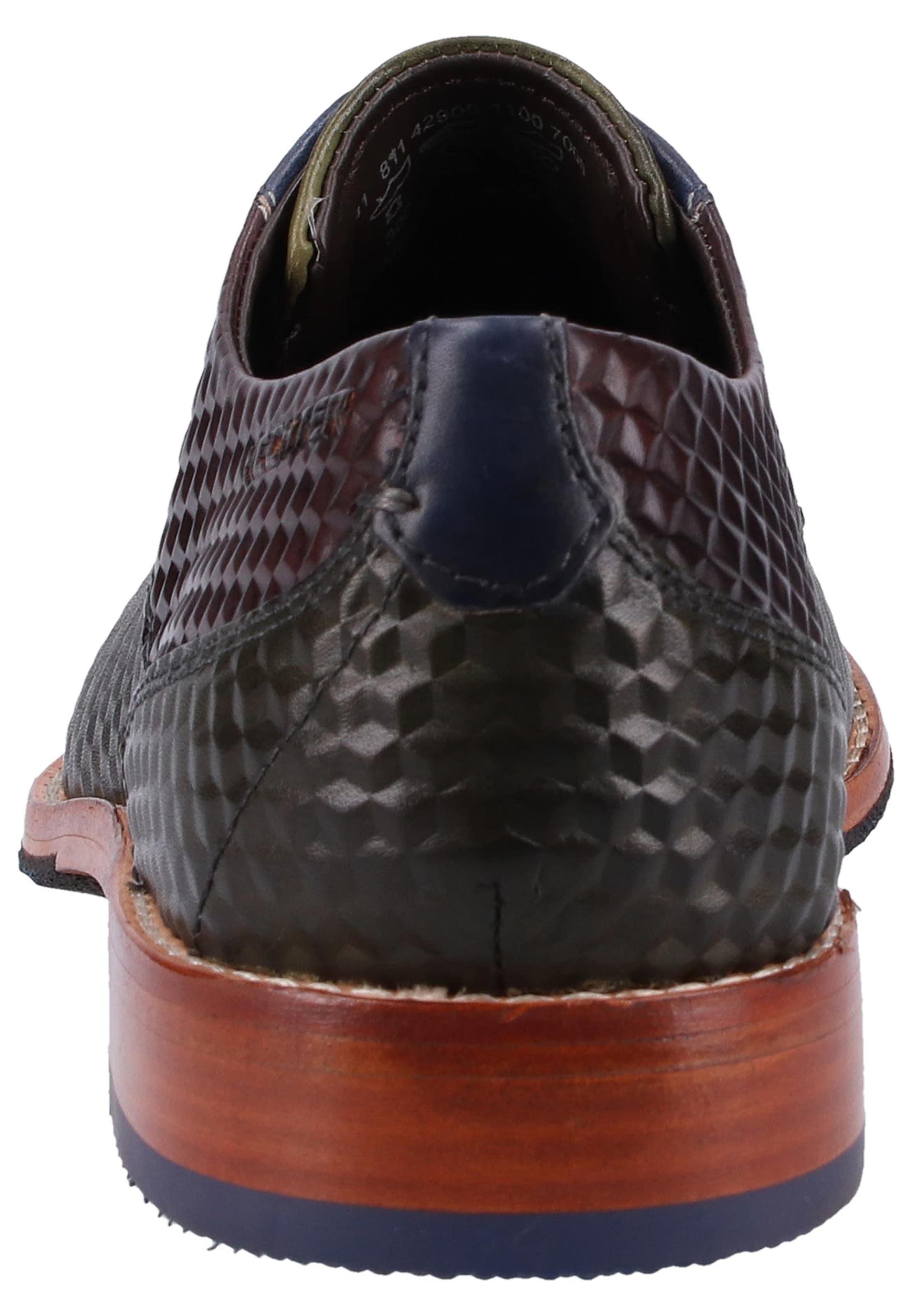 Daniel EnzianKastanienbraun Hechter Schuhe In Tanne deorxCB