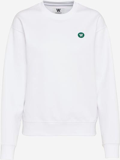 WOOD WOOD Sweatshirt 'Jess' in de kleur Wit, Productweergave