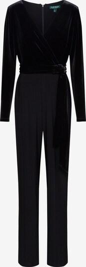 Kombinezono tipo kostiumas 'SHAE-JUMPSUIT' iš Lauren Ralph Lauren , spalva - juoda, Prekių apžvalga