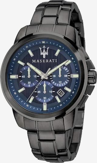 Maserati Analoog horloge 'SUCCESSO' in de kleur Zwart, Productweergave