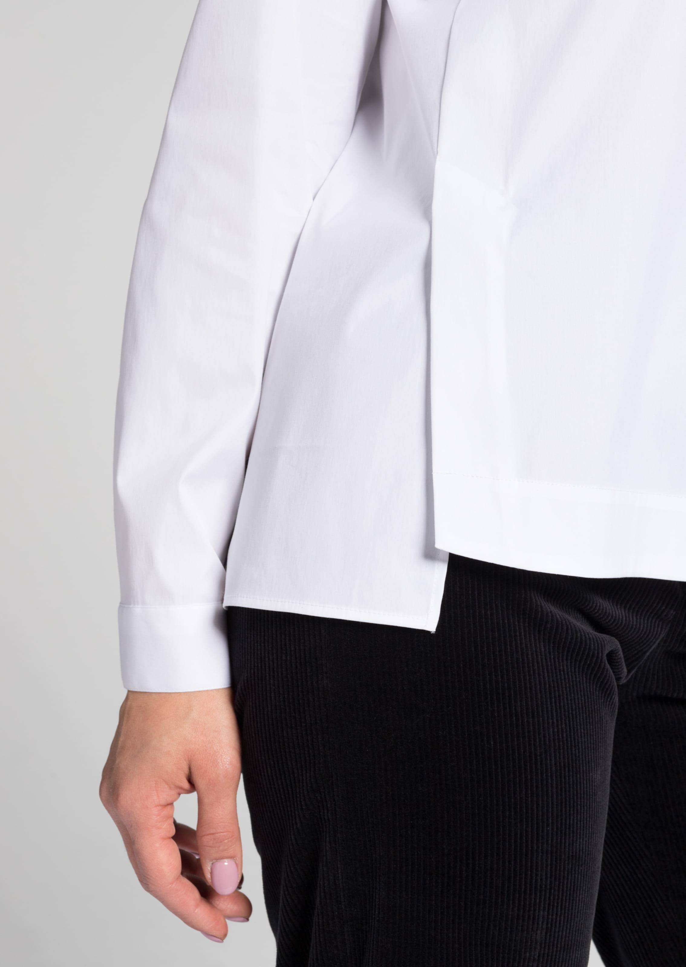 In Weiß Eterna Bluse Bluse Eterna Eterna In Weiß 8n0POXwk