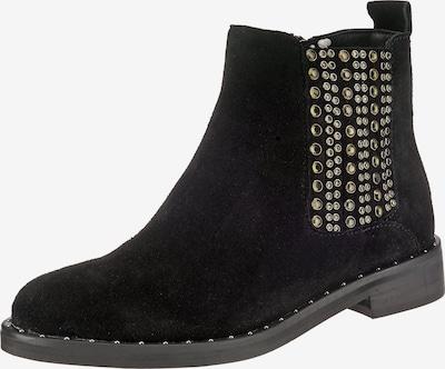 Alma En Pena Chelsea Boots in schwarz, Produktansicht